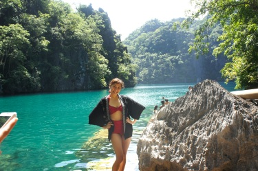 Kayangan Lake is really beautiful