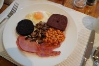 Delicious! Scottish breakfast